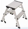 Immagine di Scaletta con rotelle