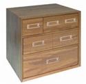 Immagine di Box 3+2+1 cassetti