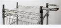 Immagine di Kit 2 spondine per carrello