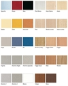 Immagine di Colori per pareti dogate
